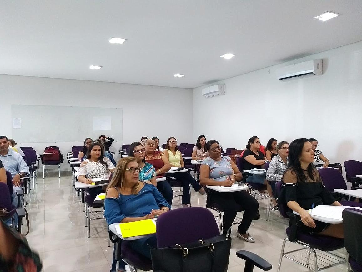 Formação do CAEd sobre a implementação do Sistema de Gestão Acadêmica