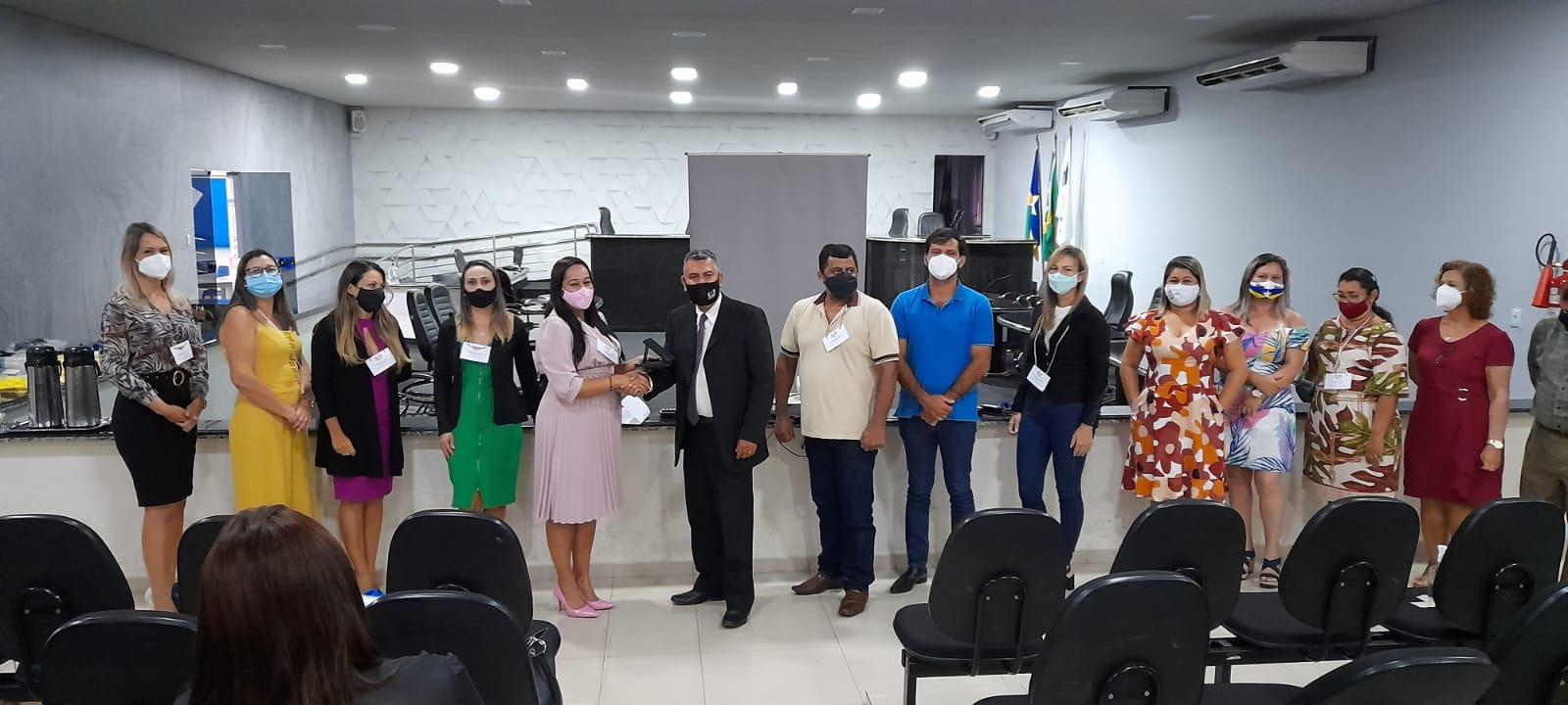 Undime Rondônia dá posse à nova diretoria para o biênio 2021/2023