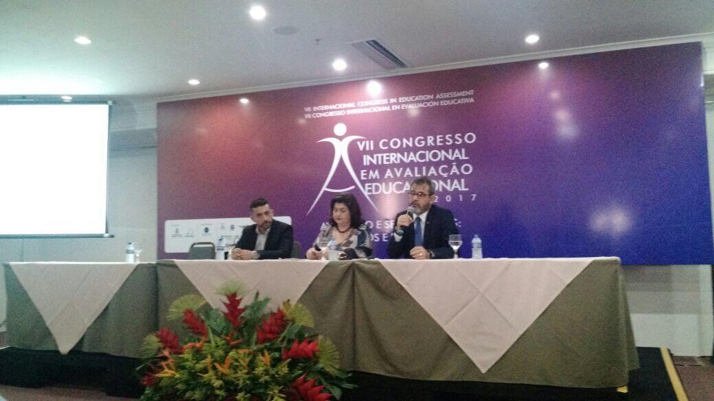 Undime debate avaliação educacional no VII Congresso Internacional sobre o tema