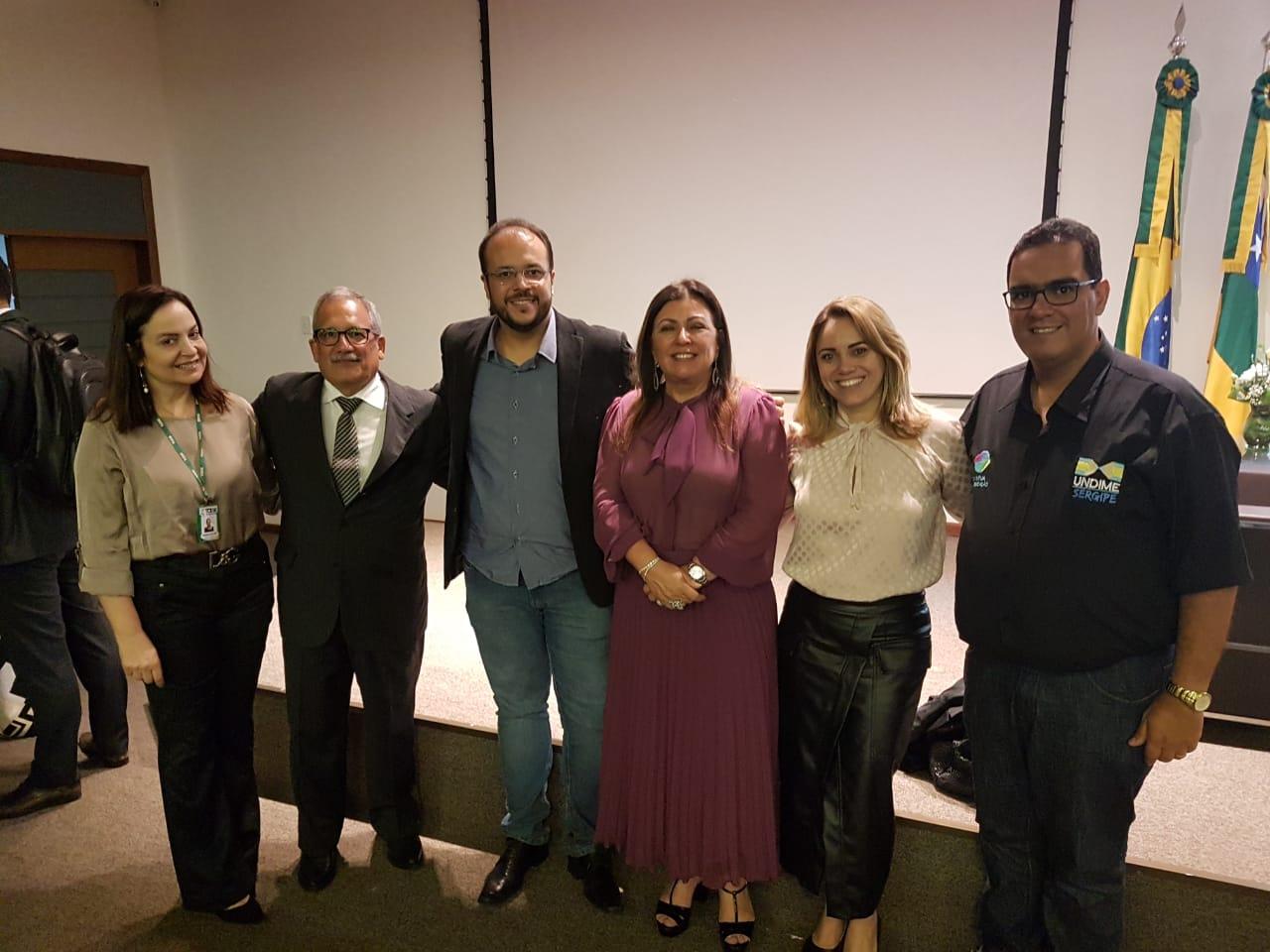 Em parceria com Tribunal de Contas e Ministério Público, Undime Sergipe promove encontro na capital