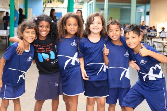 PDDE contribui para melhorias do ambiente escolar