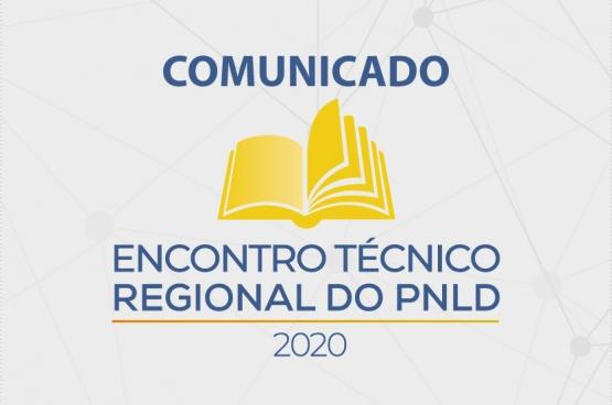 Suspenso o encontro técnico do PNLD na Paraíba