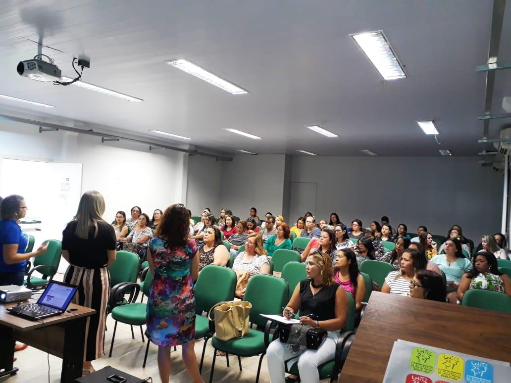 Professores tocantinenses participam de Curso Híbrido oferecido pelo Programa Escrevendo o Futuro