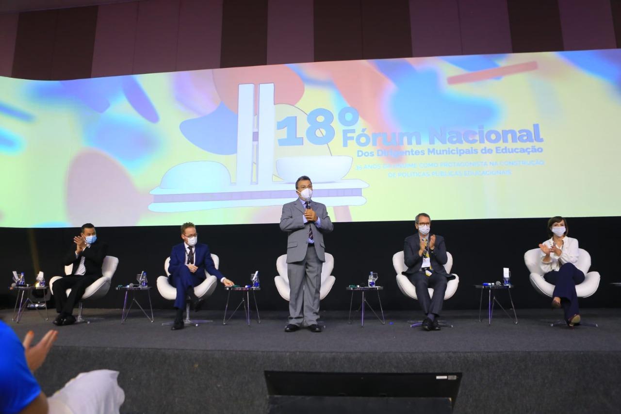Saiba como foi o 18º Fórum Nacional da Undime