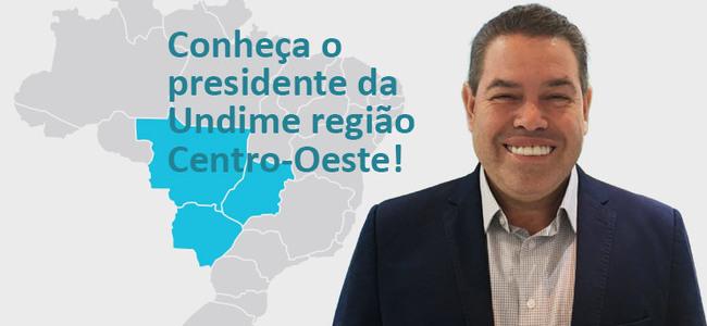 Conheça Sílvio Fidelis: presidente da Undime Região Centro-Oeste