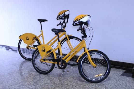 MEC e FNDE disponibilizam atas de registro de preços para compra de bicicletas escolares