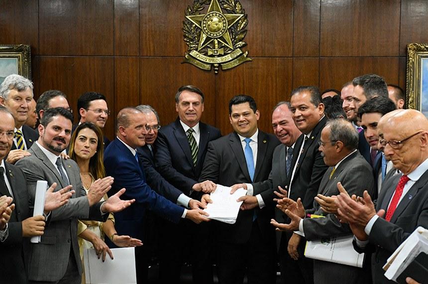 Pacto federativo é uma das prioridades do governo e do Congresso em 2020