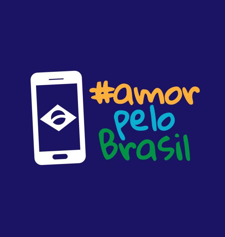 Edital #amorpeloBrasil vai premiar vídeos gravados pelo celular por jovens de 12 a 18 anos