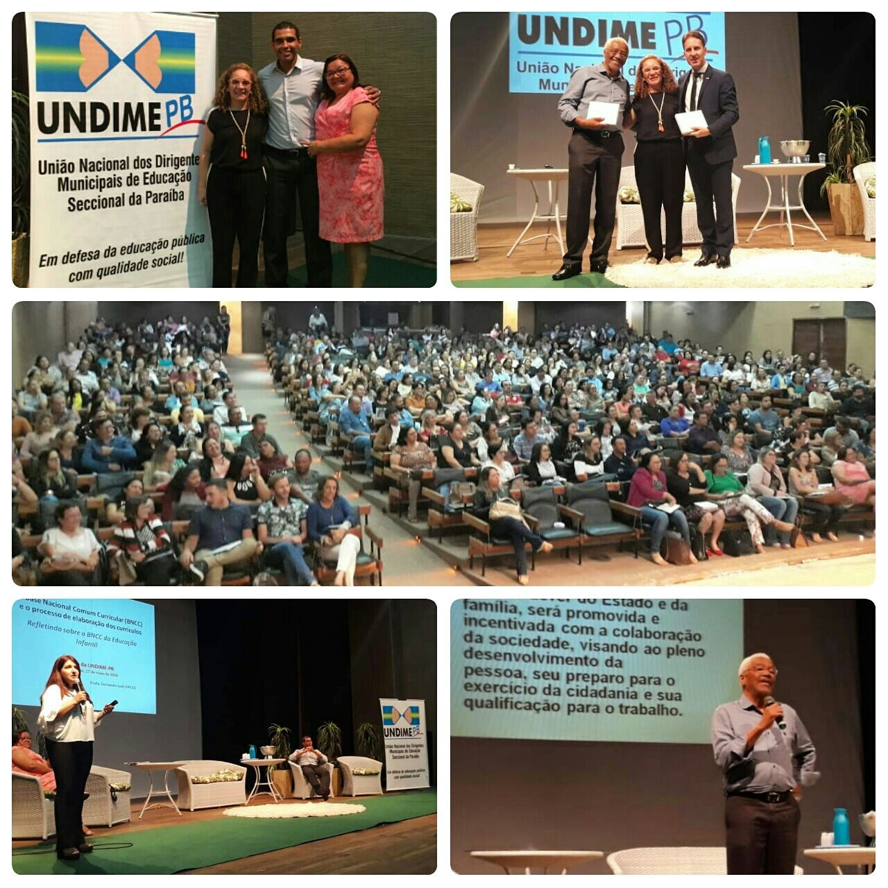 Paraíba e Rio Grande do Norte reúnem dirigentes e promovem encontros nos estados
