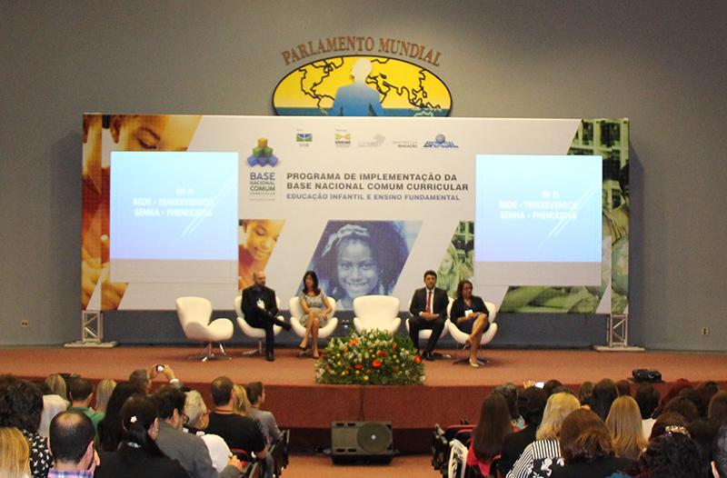 Representantes de 13 estados do Brasil debateram implantação da BNCC