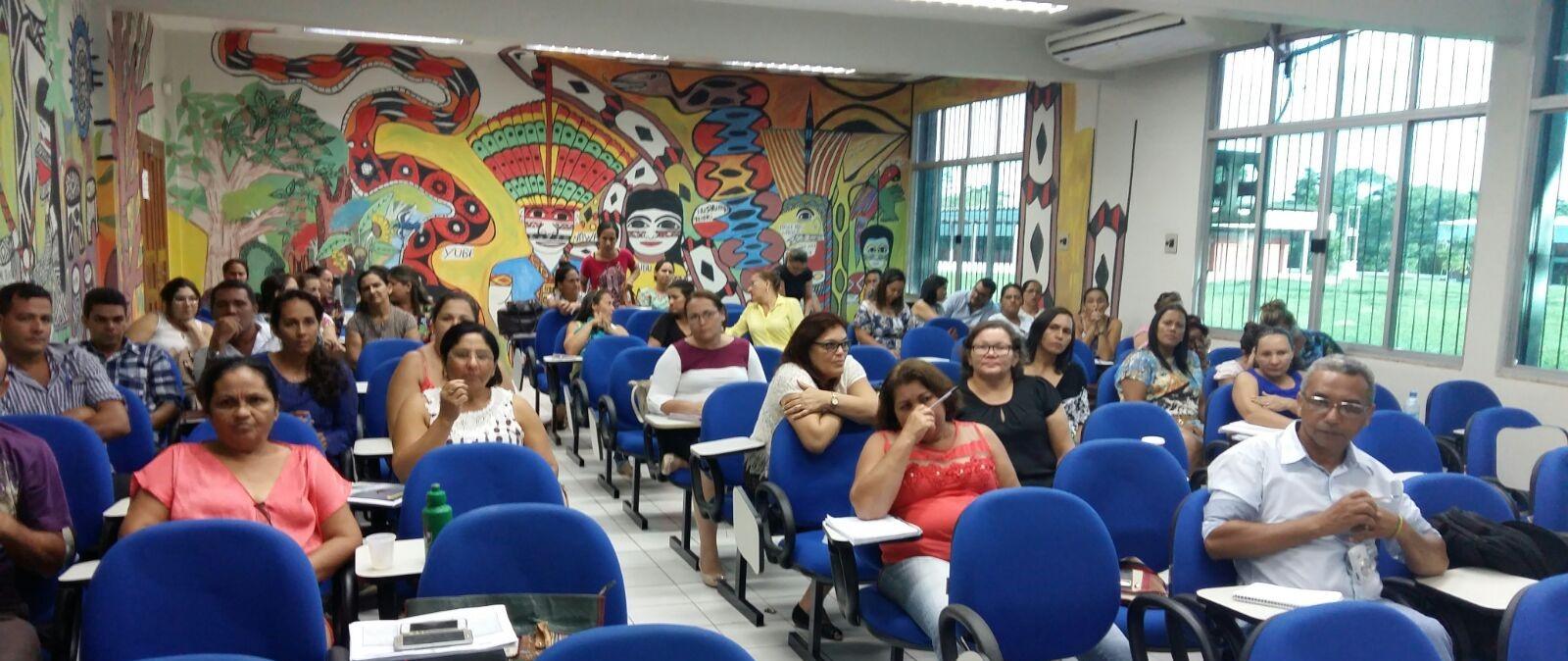 BNCC é pauta no encontro dos formadores do PNAIC em Rio Branco