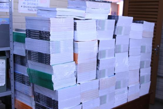Escolas devem estar atentas ao recebimento dos livros didáticos do PNLD