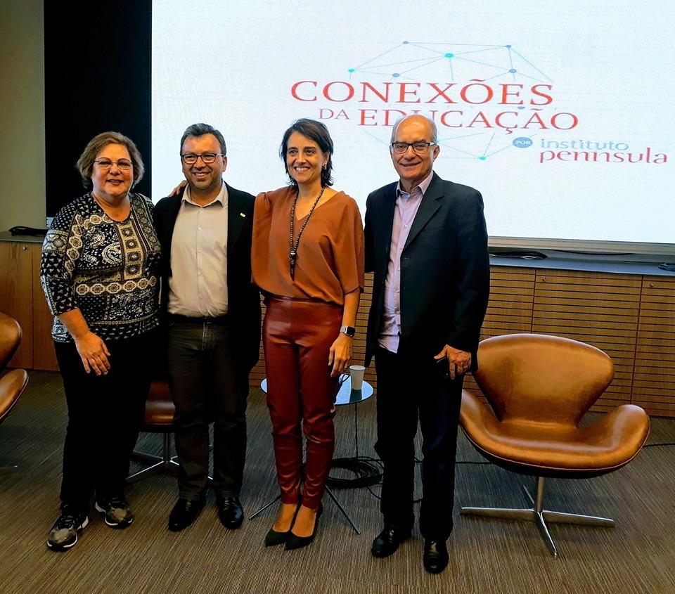 Papel dos municípios na transformação da Educação Pública é tema de ciclo de palestras