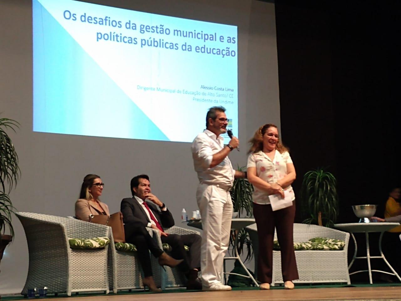 Fórum da Undime Paraíba debate financiamento da educação, prestação de contas e realiza eleição da nova diretoria da Seccional
