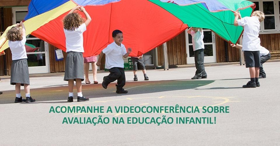 Conviva Educação promove videoconferência sobre avaliação na Educação Infantil