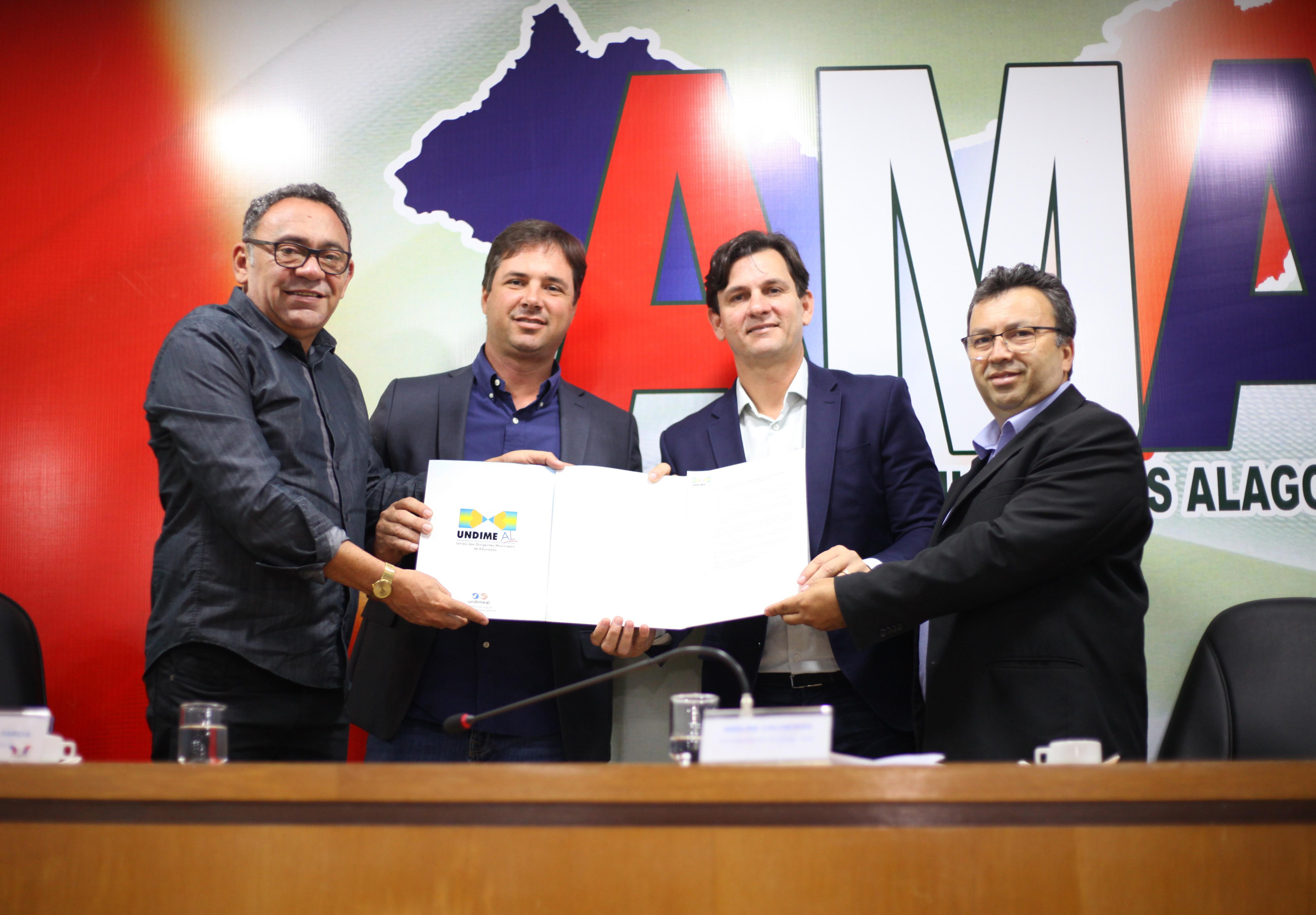 Undime Alagoas pede apoio aos municípios do estado e reafirma defesa ao novo Fundeb