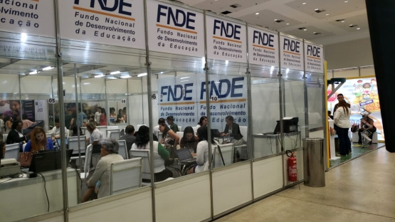 FNDE participa do 17º Fórum Nacional da Undime, na Bahia