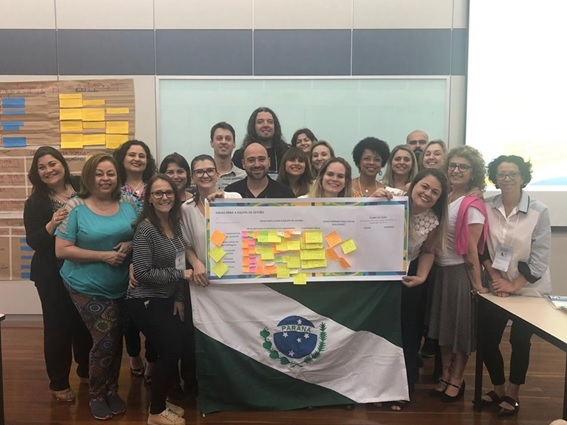 Professores paranaenses fazem formação sobre a BNCC em Brasília