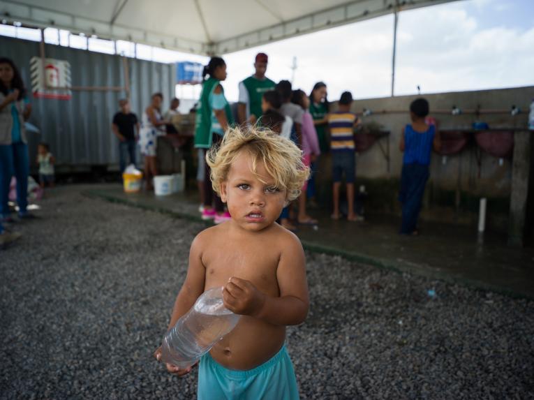 Unicef lança apelo de R$ 10 milhões para enfrentar o coronavírus no Brasil e proteger crianças e adolescentes mais vulneráveis