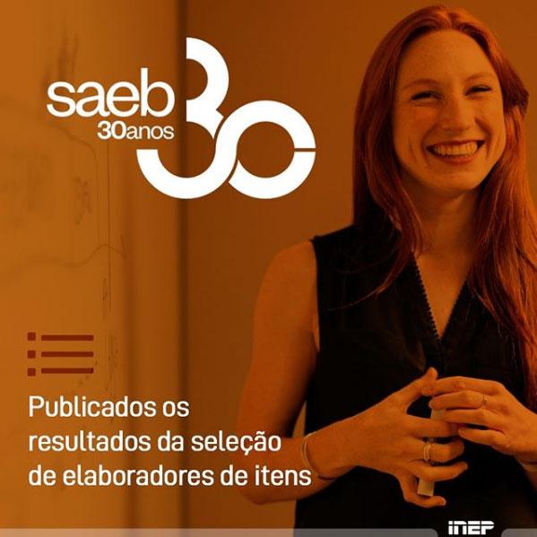Publicados os resultados definitivos da seleção de elaboradores de itens do Saeb
