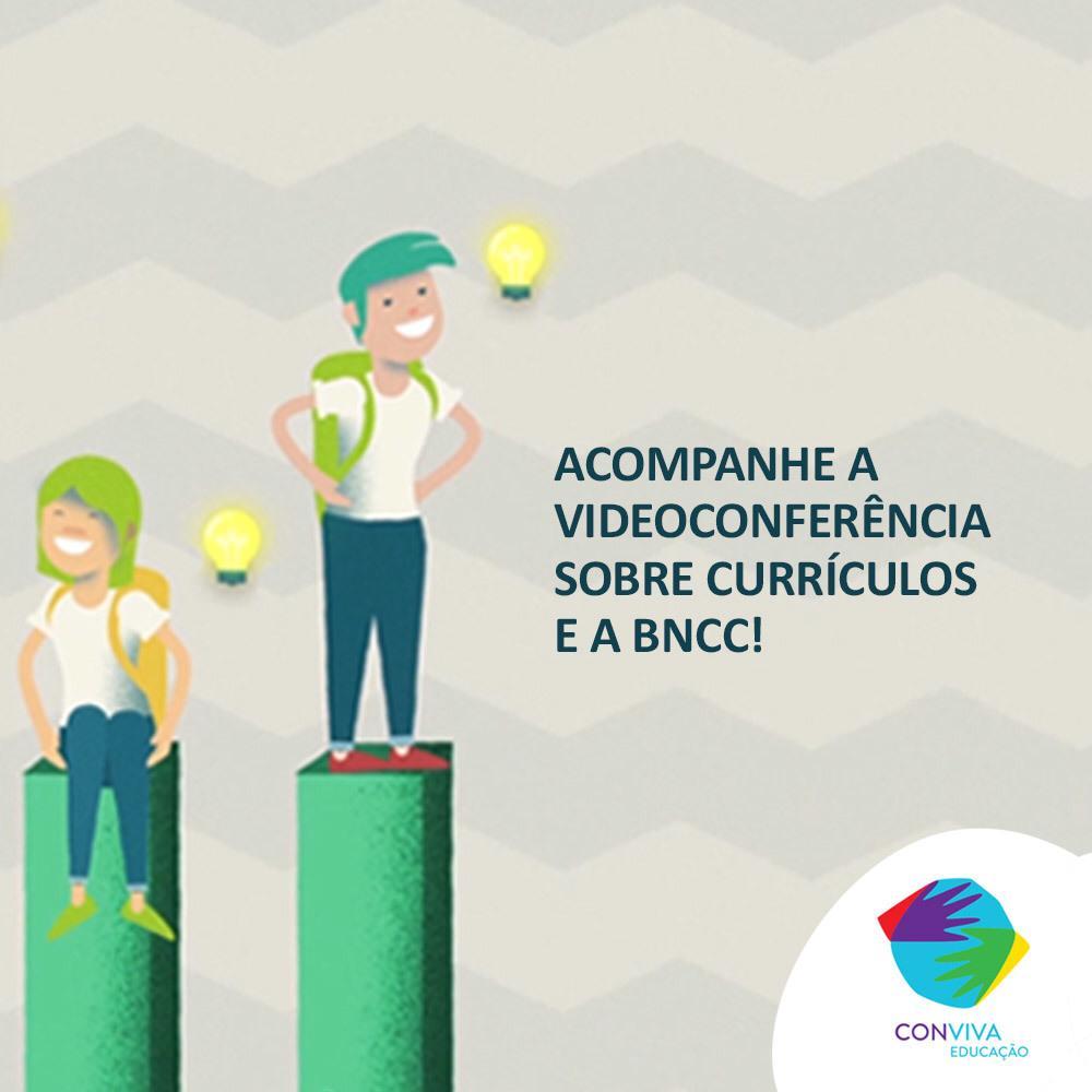 Conviva Educação promove videoconferência sobre a BNCC