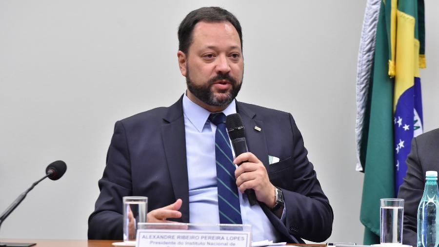Presidente do Inep, Alexandre Lopes, é exonerado