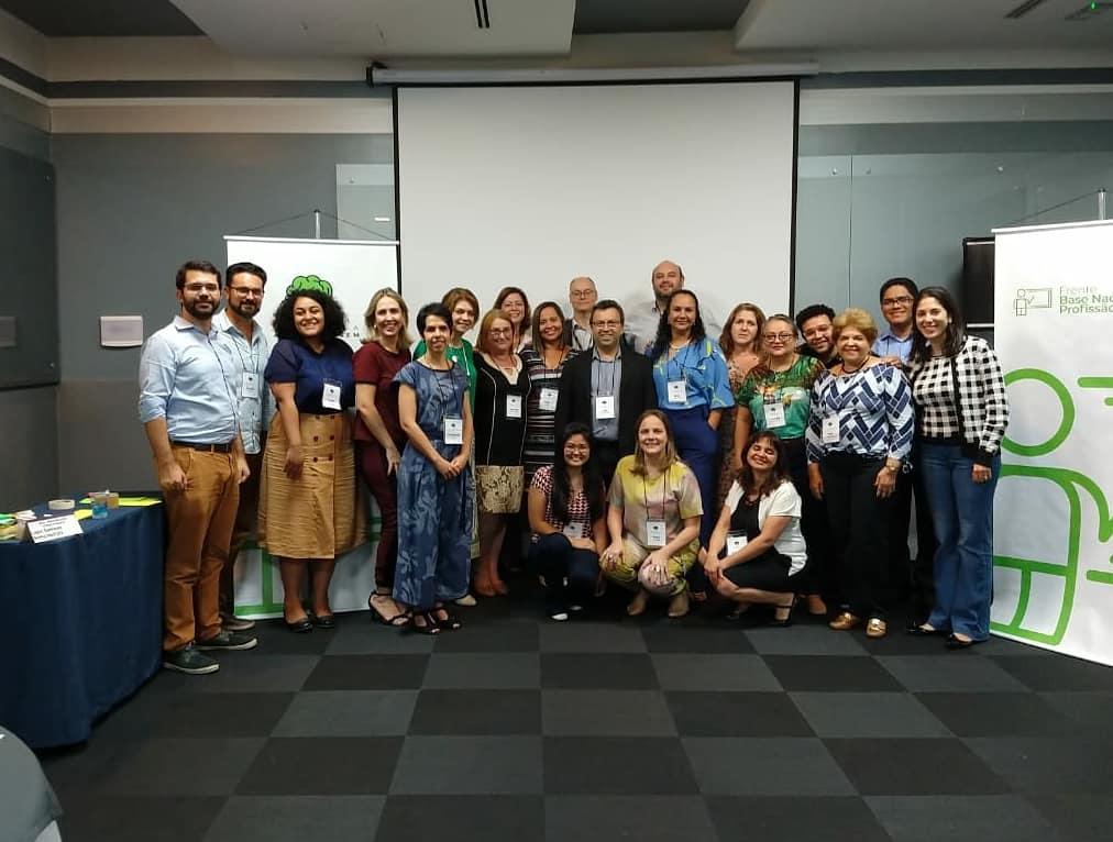 Frente de Formação se reúne em Brasília e ajusta últimos detalhes do Referencial do Profissional Docente