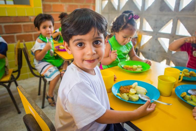 Unicef lança curso online sobre alimentação saudável
