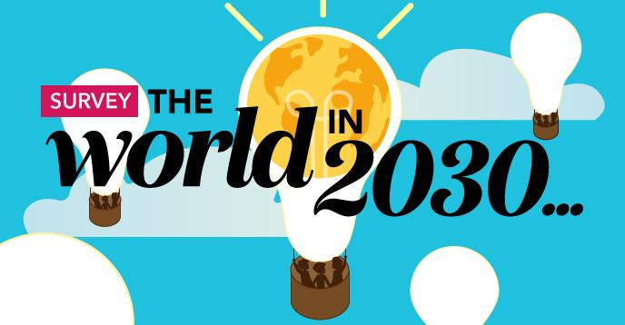 Unesco lança pesquisa mundial sobre o mundo em 2030