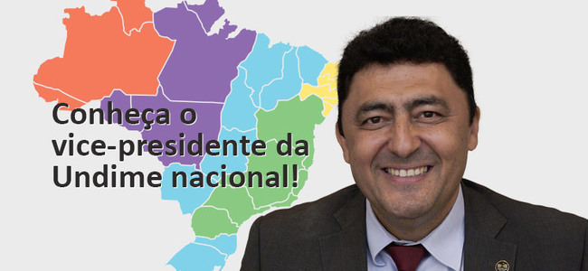 Conheça Marcelo Ferreira da Costa: vice-presidente da Undime