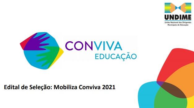 Conviva Educação lança edital de seleção para profissionais que vão atuar junto aos municípios, em parceria com as seccionais Undime
