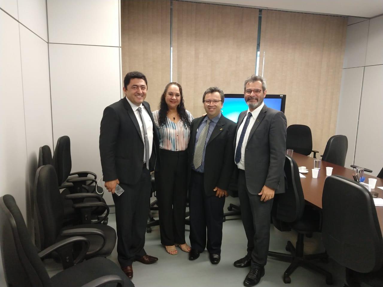 Undime participa de reunião no MEC para tratar de atualizações no sistema do PAR