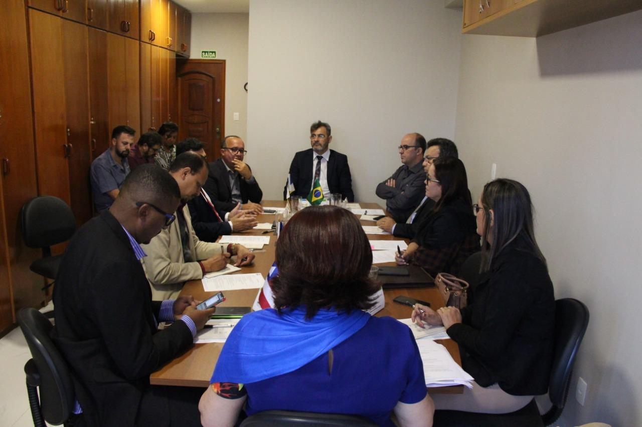 Diretoria Executiva Nacional da Undime se reúne em Brasília
