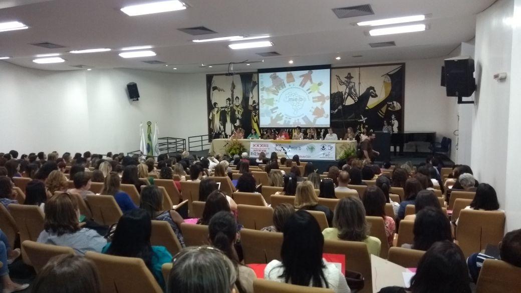 Undime participa do Encontro Nacional do Mieib, em Minas Gerais