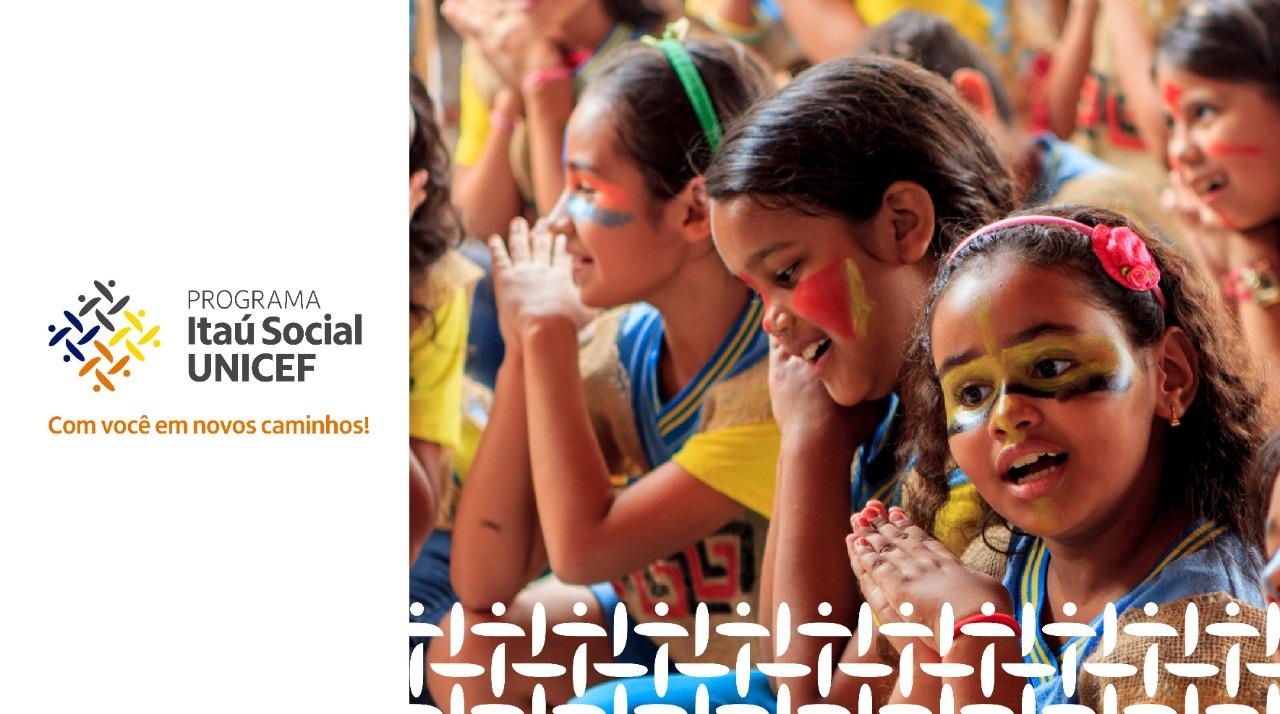 Programa Itaú Social Unicef abre inscrições para organizações que atuam com educação integral