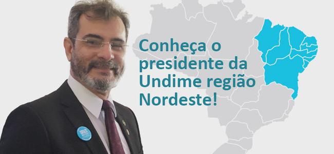 Conheça Alessio Costa Lima: presidente da Undime Região Nordeste