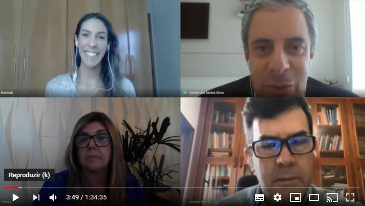 Assista na íntegra à videoconferência sobre ações dos tribunais de contas e ministérios públicos durante a pandemia