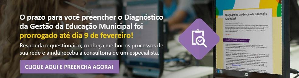 Diagnóstico da gestão da educação municipal por meio do Conviva pode ser realizado até 9 de fevereiro