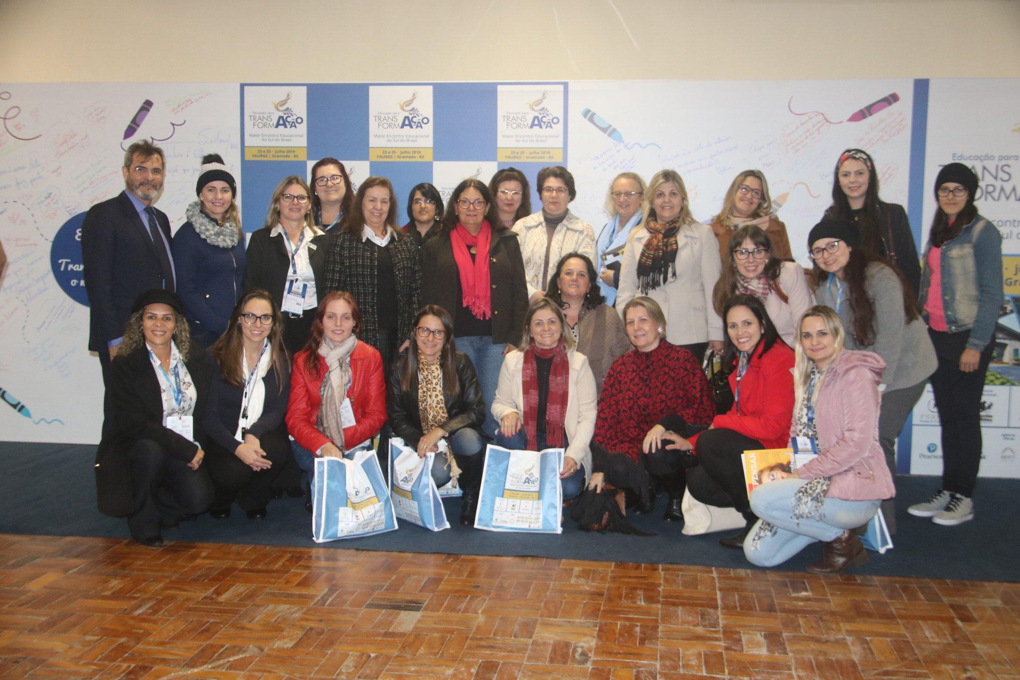 A Undime participa de Encontro Educacional do Sul do Brasil, em Gramado